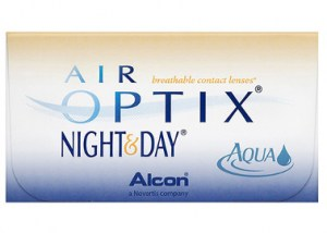 Air Optix Night&Day Aqua 3 ks